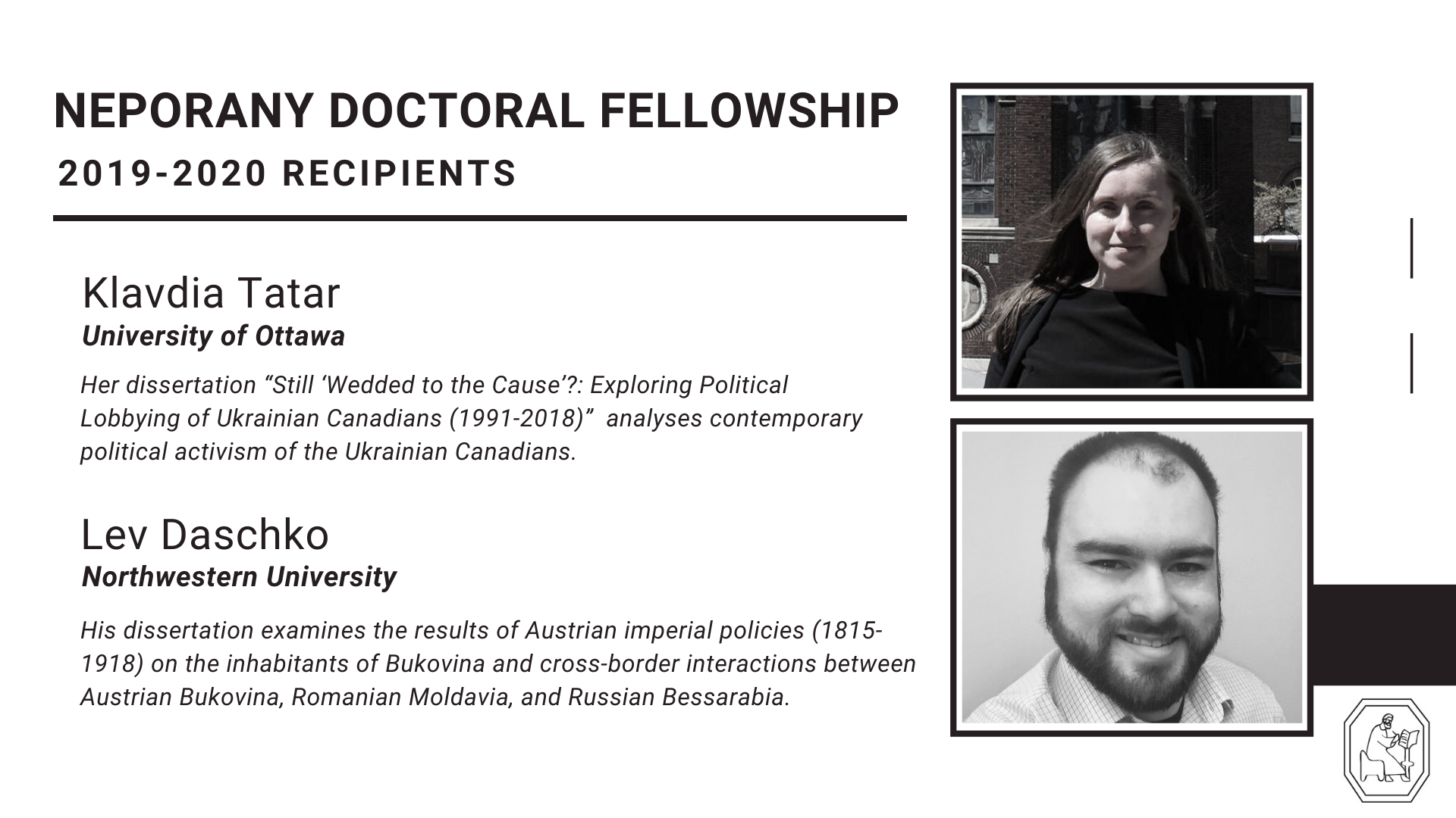 Neporany-Fellowship-Recipients-2019-2